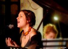 Merit Ariane Stephanos and Alcyona Mick at British Arabian Nights