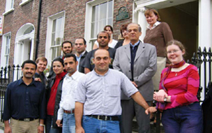 Visit of Palestinians and Lebanese, BAX Exchange 24th August - 4th September 2005